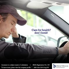 Honking apart from being extremely irritating, can lead to health hazards such as stress, depression and fatigue. Stay healthy #HornNotOKPlease