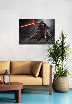 Star Wars 7 The Force Awakens - fototapeta - 104x70,5 cm  Gdzie kupić? www.eplakaty.pl