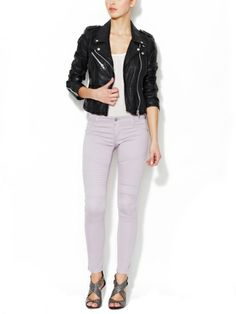 Motorcycle Skinny Jean by James Jeans at Gilt