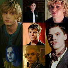 Tate ~ Kit ~ Kyle ~ Jimmy ~ James ~ Edward ~ Kai