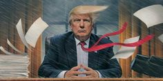 Time Magazine Cover Shows Storm Brewing For Donald Trump | The Huffington Post