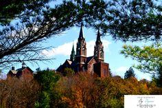 Holy Hill 20x30 Photograph Landscape by PhotographyByDyana on Etsy