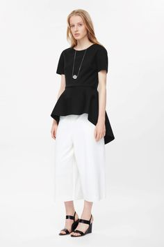COS | Flared top
