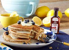 Good Morning Add a zesty lemon flavor to sugar cookies, zucchini bread, iced tea, lemon bars, lemon drops, blueberry cobbler or pancakes! With J.R. Watkins Lemon Extract. Looks good : ) www.jrwatkins.com
