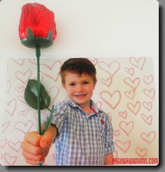 Gorgeous Valentine's Day Card! 4 D!