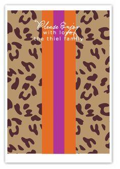 iomoi leopard pattern. for information: shopiomoi.com