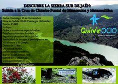 Conoce la sierra sur de Jaén. Subida a la Cruz de Chimba, Puntal de Matamulos y Matamulillos (Cambil, #Jaén)