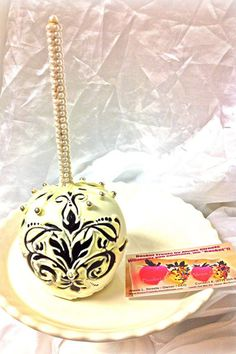 Couture candy apples