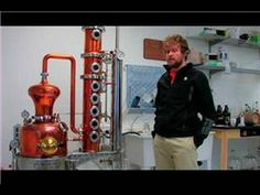 Types of Alcohol : How to Make Vodka From Potatoes - YouTube