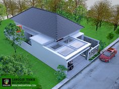 Small House Design, Bali, Floor Plans, Flooring, Architecture, Outdoor Decor, Modern, Home Decor, Homemade Home Decor