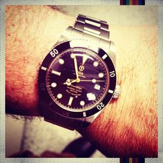 """This is a Hong Kong watch. They probably used to make fake Rolexes, but switched to making close hommage watches, for the same price, without the risks. I think that sounds healthier. The 1953 Turn-O-Graph preceded the (""""James Bond"""") Submariner with about 2 years. The real one lacked the date window, but most other details are well done. Even the bracelet is a close match. And have you noticed: no crown guards ..."""