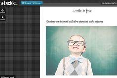 Tackk, herramienta online para crear boletines, carteles, panfletos y mucho más | Recursos i Eines