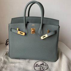 Hermes Birkin, Hermes Bags, Hermes Handbags, Birkin Bags, Handbag Accessories, Fashion Accessories, Bag Closet, Tahitian Black Pearls, Luxury Bags