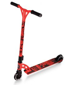 MGP VX2 Team Scooter - Red | JD Bug Scooters - Micro, Blunt, Slamm & Madd Gear Pro at Skatehut | Cheap Scooters For Sale - Buy Now from Skatehut UK | Skatehut