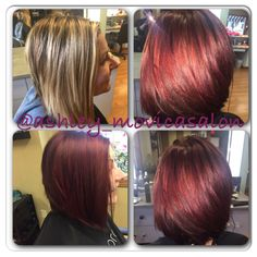 EuforaColor Fall change @movicasalon