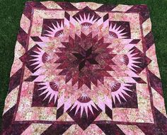 Summer Solstice ~Quiltworx.com, made by CI Cindy Haddick
