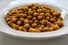 Cupcakes & Couscous : Roasted Chickpeas