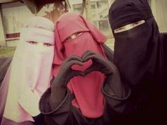 Women love niqab