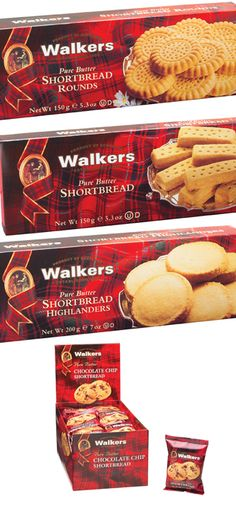 Walkers Shortbread. All I ever saw in Edinburgh, Scotland.