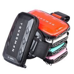 TOUROMAN Waterproof Outdoor Sport Running Gym Exercise Arm Band Bag for Iphone 7 Plus Xiaomi 5S