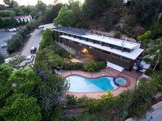 Mt. Washington's Famed A. Quincy Jones Modern Pilot House