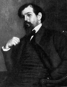 Claude Debussy - my fave classical composer
