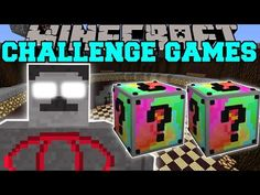 Minecraft: ROCK GOD CHALLENGE GAMES - Lucky Block Mod - Modded Mini-Game - YouTube