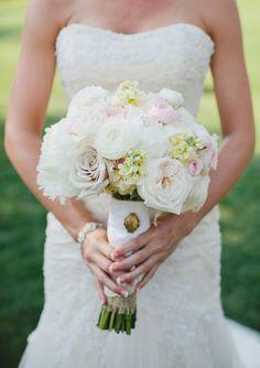 sweet #Southern #bouquet | Kristyn Hogan
