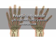 Photo drsuciu Polyarthrite rhumatoïde: quels suppléments devrais-je prendre?