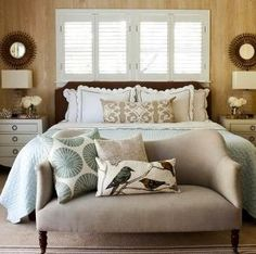 Master Bedroom Decorating Ideas by georgina