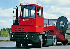 Tractors, Vehicles, Kalmar, Rolling Stock, Vehicle, Tools