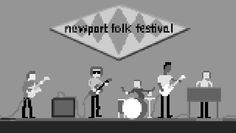 Popular Music History Gets An 8-Bit GIF Makeover  | The Creators Project