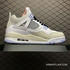 best website 569fe 4a67f Mens Air Jordan 4 Retro Custom Air Max Sneakers, Sneakers Nike, Jordan 4,