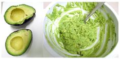 DIY Avocado Face and Hair mask great for dry winter skin and dandruff! Organic Skin Care, Natural Skin Care, Natural Beauty, Bentonite Clay Mask, Indian Healing Clay, Avocado Face Mask, Cucumber Mask, Homemade Face Masks, Beauty Tips