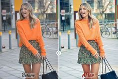 Give your videos and photos fashionable looks with video LUTs from this pack. Perfect for vloggers, youtube video creators, fashion blog owners, and making lifestyle videos. #videoluts Star Fashion, Fashion Photo, Fashion Looks, Youtube Video Creator, Video Filter, Wedding Presets, Professional Lightroom Presets, Color Grading, Fashion Videos