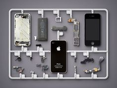 iPhone 4 Kit, do it yourself !
