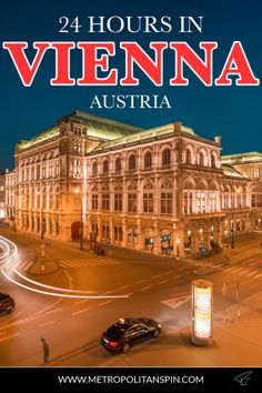 Visiting Vienna? Check out these awesome sights! #vienna #austria #europe #travel