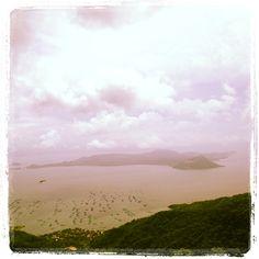 Taal lake @ Tagaytay