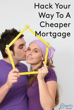 many Americans lack the financial means to buy a home, especially millennials. Saving for a down payment is often the biggest challenge, but an affordable monthly mortgage payment is also a major concern. http://www.magnifymoney.com/blog/life-events/hack-way-cheaper-mortgage