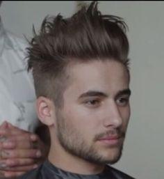 #men #man #männer #hair #haare #hairstyle #frisur #styling #look #fashion #menshair