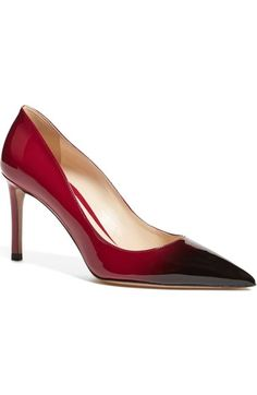 PRADA Pointy Toe Pump (Women). #prada #shoes #pumps