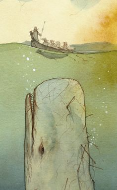 Gianluca Garofalo • Moby Dick