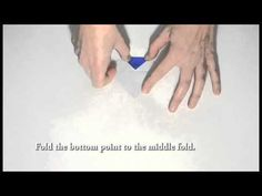 How to Fold Origami Hearts - Dream a Little Bigger