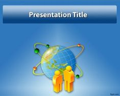 Free biology ppt template ppt presentation backgrounds for power globe powerpoint template powerpoint background images toneelgroepblik Images
