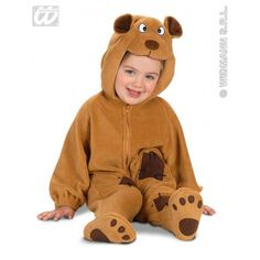Disfraz de Osito Bebe Oso Infantil
