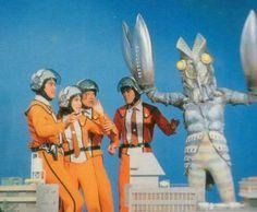 バルタン星人 Japanese Superheroes, Ultra Series, Showa Era, Hero Movie, Scene Photo, Godzilla, Good People, My Childhood, Film