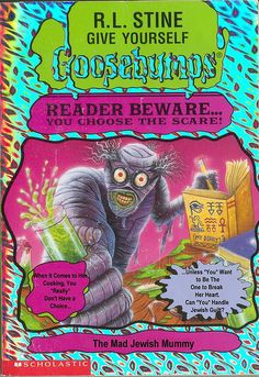 Choose Your Own books - Goosebumps Love Chose Your Own Scare And Have This Book!!!!