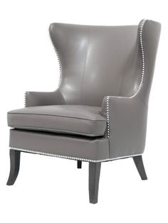 Matilda Wing Chair by Grayson Living at Gilt