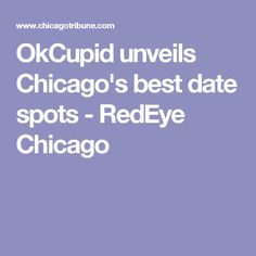 best dating spots in chicago