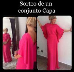 gana un conjunto #Capa ^_^ http://www.pintalabios.info/es/sorteos_de_moda/view/es/3515 #ESP #Sorteo #Moda